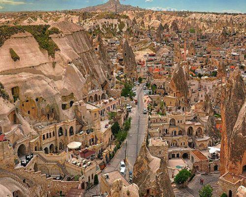 Cappadocia City Tour