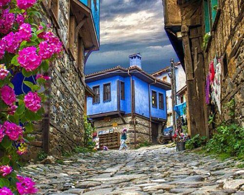 Bursa Nature and History