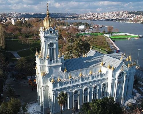 Famous Churchs of Istanbul