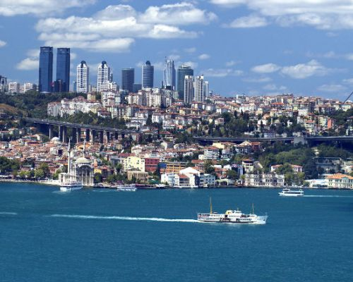 Blue Bosphorus Tour